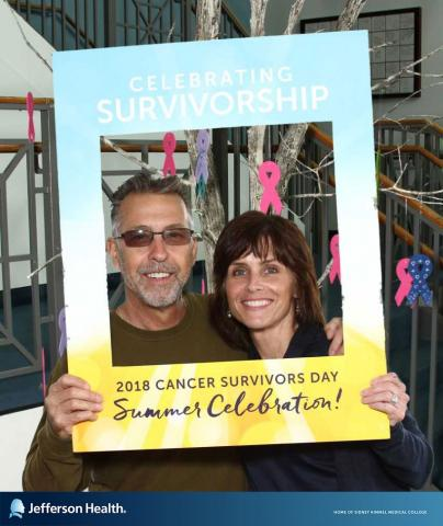 Jefferson Health New Jersey, Cancer Survivors Day