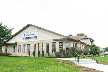 Washington Township Primary & Specialty Care | Jefferson Health New